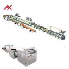 220V/380V Automatic Biscuit Production Line , Durable Biscuit Manufacturing Machine