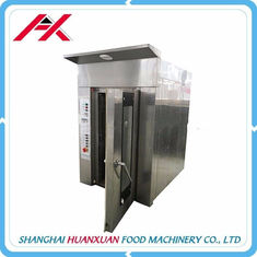 Customized Bakery Rotary Oven For Biscuit / Bread / Cake One Year Warranty