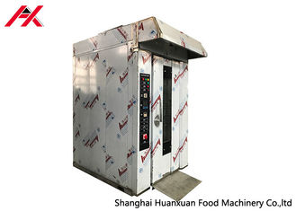 Durable Baking Bread Oven , Gas Rotary Oven Automatic Adjust Temperature