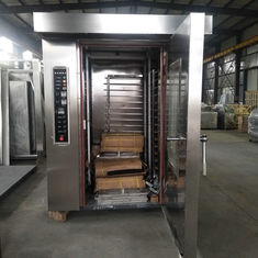 Customized Size Bakery Rotary Oven With Multi Heating Methods 15-30 Min